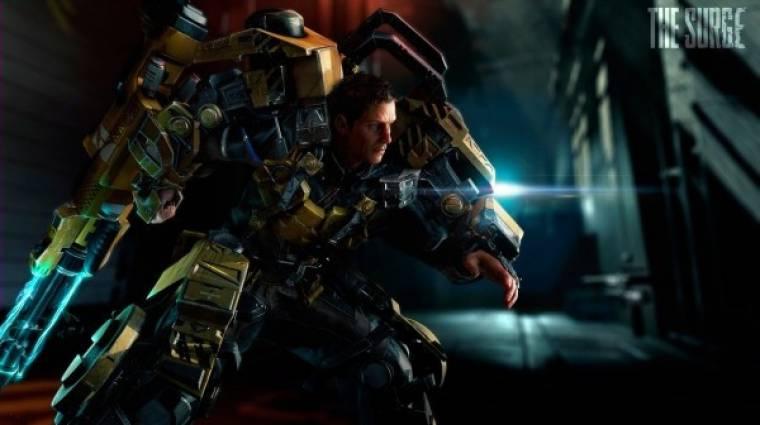 The Surge - brutális gameplay videó érkezett bevezetőkép
