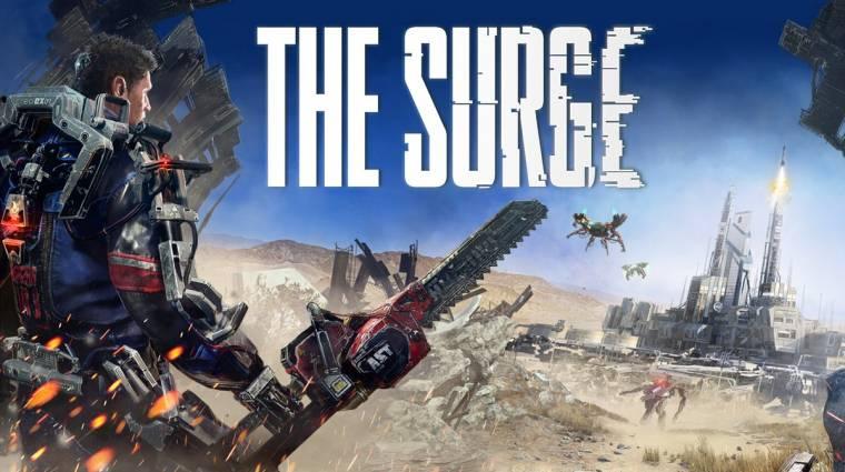 The Surge - egyszerre kap Xbox One X támogatást és új DLC-t bevezetőkép