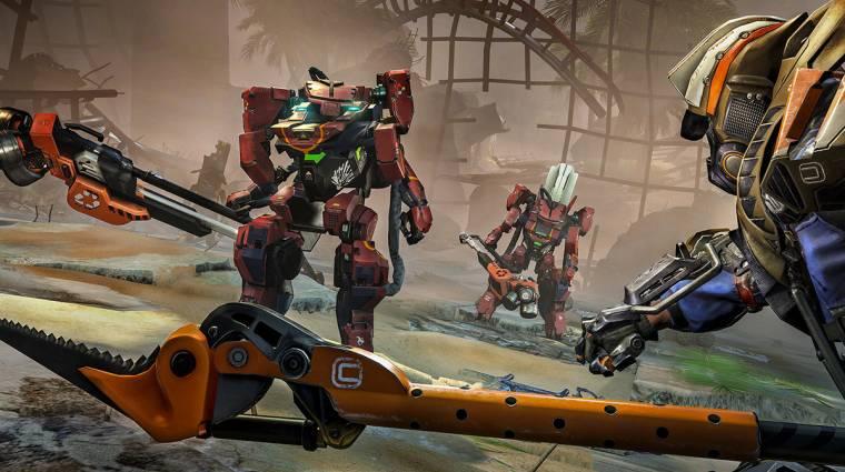 The Surge - megérkezett a vidámparkos DLC és a teljes kiadás bevezetőkép