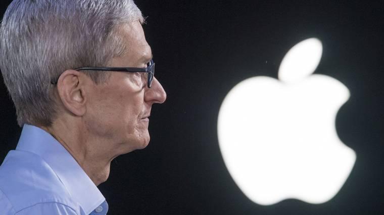 Hamarosan lejár az Apple-nél Tim Cook megbízatása kép