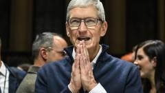 Dollármilliárdos lett Tim Cook, az Apple vezére kép