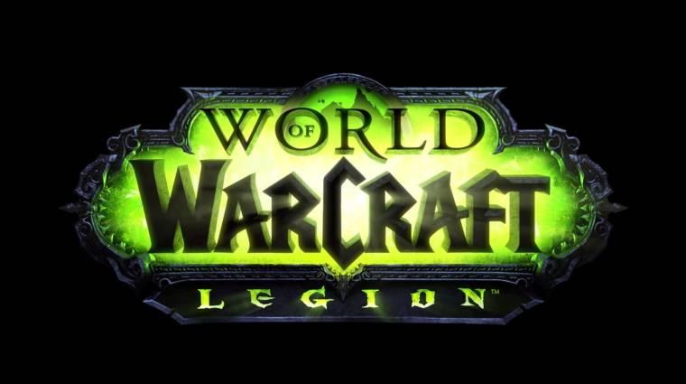 Gamescom 2015 - World of Warcraft: Legion bejelentés (videó) bevezetőkép