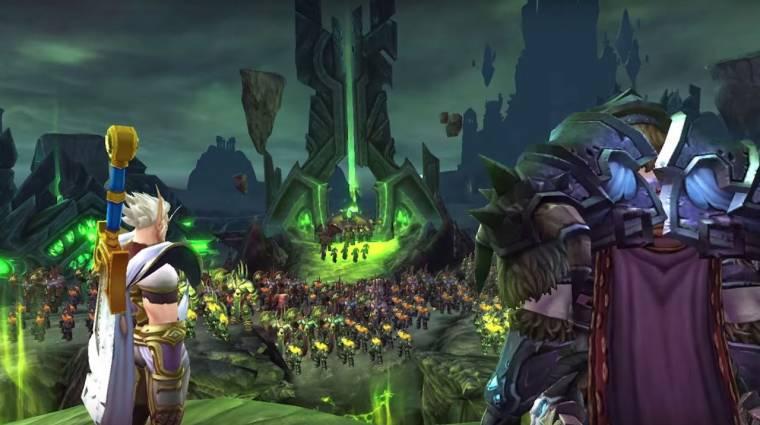 World of Warcraft: Legion - ennyi kelt el belőle az első napon bevezetőkép