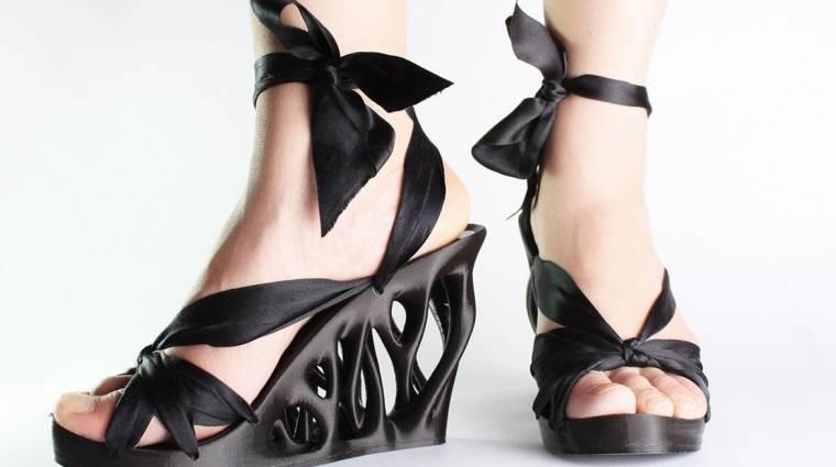 Öltözz fel divatosan 3D-nyomtatású ruhákkal! kép