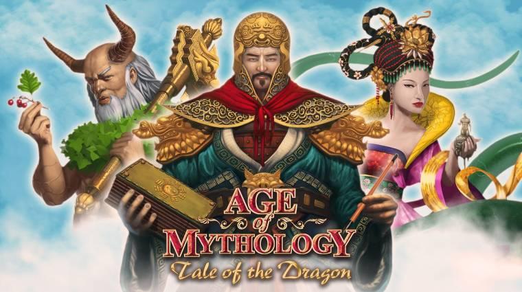 Age of Mythology - 12 év után új kiegészítő érkezik bevezetőkép