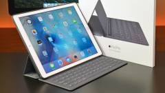 Érintőpados billentyűzet jöhet az Apple iPadekhez kép