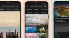Naponta hoz gyönyörű háttereket a Microsoft Bing Wallpapers app kép