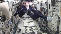 Azt hitted, nem lehet olimpiát tartani az űrben? Ezt nézd meg! kép
