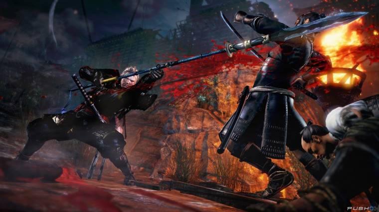 NiOh - gyönyörű képeken a misztikus szamurájok bevezetőkép