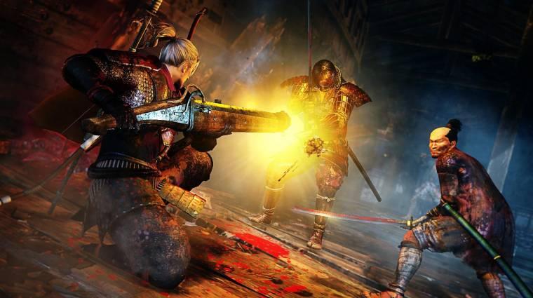 Nioh - újra kipróbálható lesz a szamurájos RPG, látványos képek jöttek bevezetőkép