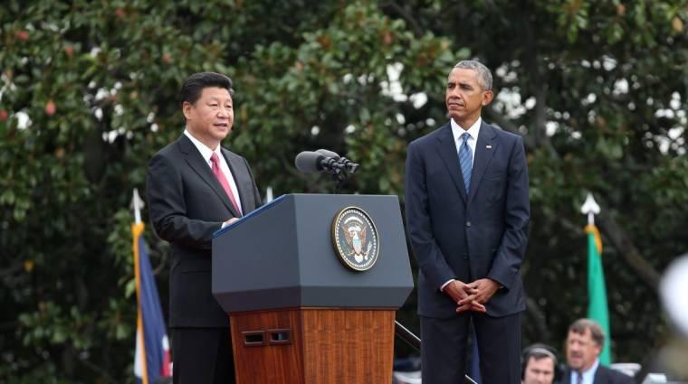 Az USA és Kína közösen lép fel a kiberbűnözés ellen kép