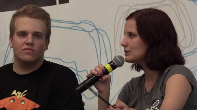 PlayIT Szeged - beszélgetés Diesellel és Viktóriával bevezetőkép