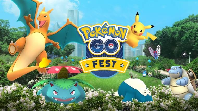 Pokémon GO - valódi és játékbeli eseményekkel ünnepeljük az első évfordulót bevezetőkép
