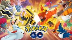 Pokémon GO - lehullt a lepel a következő legendás pokémonról kép