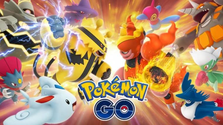 Pokémon GO - még ebben a hónapban megérkeznek a PvP csaták bevezetőkép