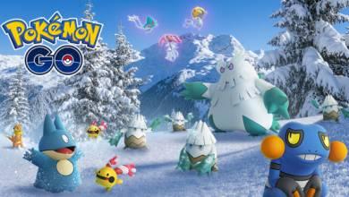 Pokémon GO – megéri kimenni a hóba gyűjtögetni