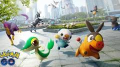 Pokémon GO - megjöttek az Unova régió zsebszörnyei kép