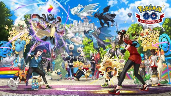A te karaktered is része lehet a Pokémon GO következő eseményének kép
