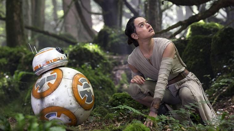 Most akkor hány jedi is van a Star Wars VIII-ban? Rey nem mondja meg bevezetőkép