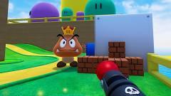 Ilyen lenne a Super Mario Bros. FPS játékként, Unreal motorral kép