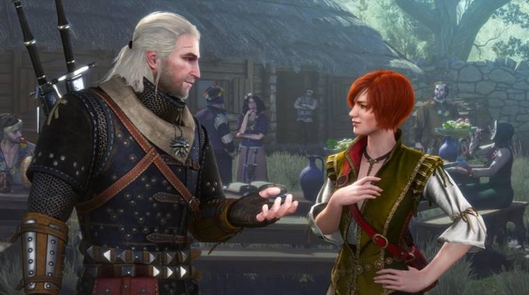 The Witcher 3: Wild Hunt - mégsem jön az Enhanced Edition bevezetőkép