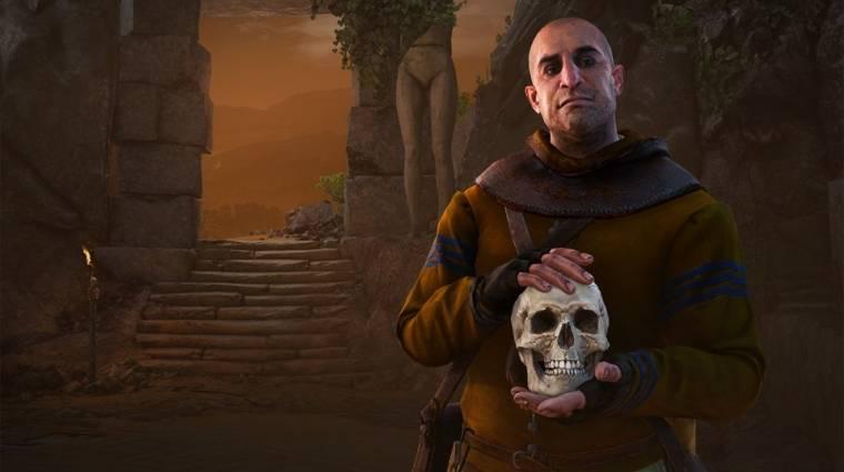 The Witcher 3: Wild Hunt - Hearts of Stone - egy kis tánc is befért a launch trailerbe (videó) bevezetőkép