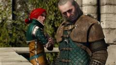 The Witcher 3: Wild Hunt modok - női főszereplő és társak kép