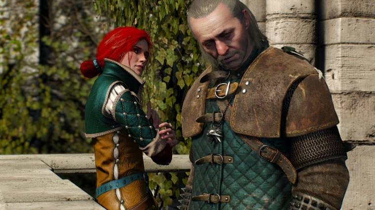 The Witcher 3: Wild Hunt modok - női főszereplő és társak bevezetőkép