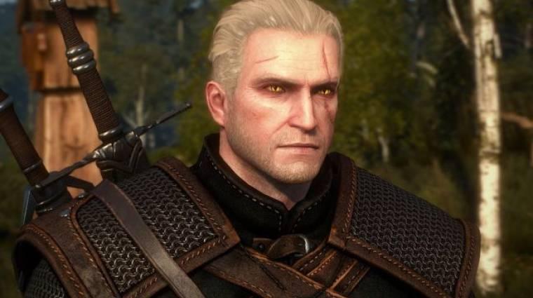 The Witcher 3 - egy új moddal átalakíthatod Geraltot bevezetőkép