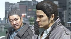Yakuza 6 - mindenki nézzen keményen a kamerába kép