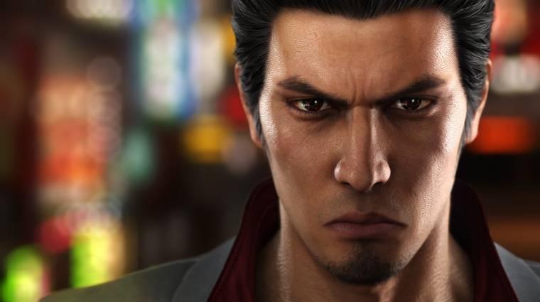 Yakuza 6 - demó helyett a teljes játék lett ingyenes bevezetőkép