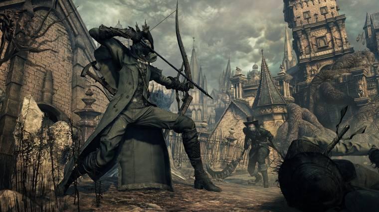 Bloodborne - különleges fegyver a DLC-ben bevezetőkép