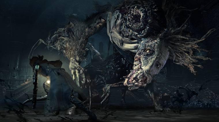 Bloodborne: The Old Hunters - így dőlt ki az első boss egy fegyvertelen játékostól bevezetőkép