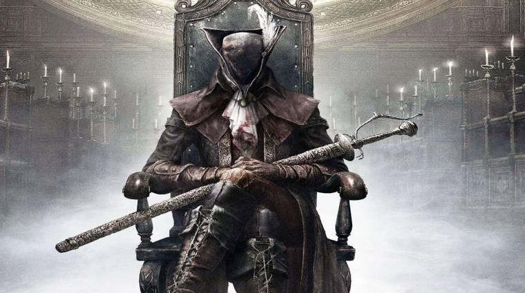 Bloodborne: The Old Hunters tesztek - még egy kis szenvedés bevezetőkép