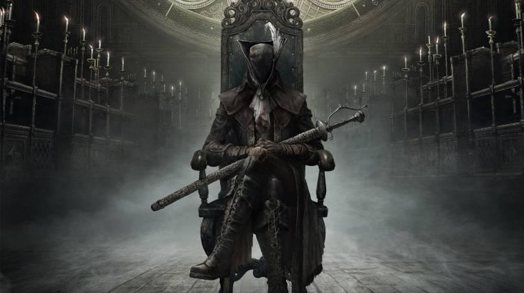 Zseniális ez a Bloodborne szobor, de van két hibája bevezetőkép
