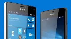 Decemberben jön a Windows 10 Mobile a Lumiákra kép