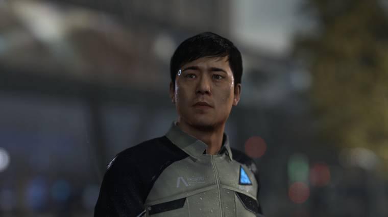 Detroit: Become Human - androidok vannak benne, de nem sci-fi bevezetőkép