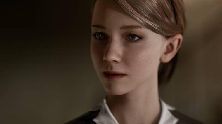 A Detroit: Become Human PC-s megjelenése lendített egy nagyot az eladásokon bevezetőkép