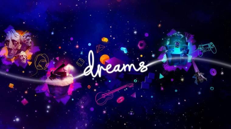 A Dreamsben hamarosan VR-élményeket is alkothatunk bevezetőkép