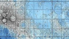 Elképesztő részletességű, letölthető új térkép a Holdról kép