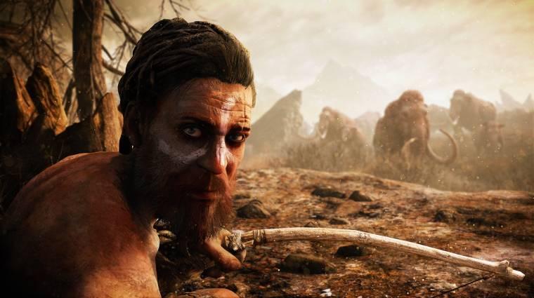 Far Cry Primal - a Ubisoft nem finomkodik, brutális lesz a játék bevezetőkép