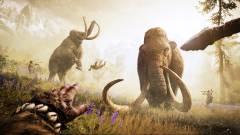Far Cry Primal - ilyen lesz mamutként játszani (videó) kép