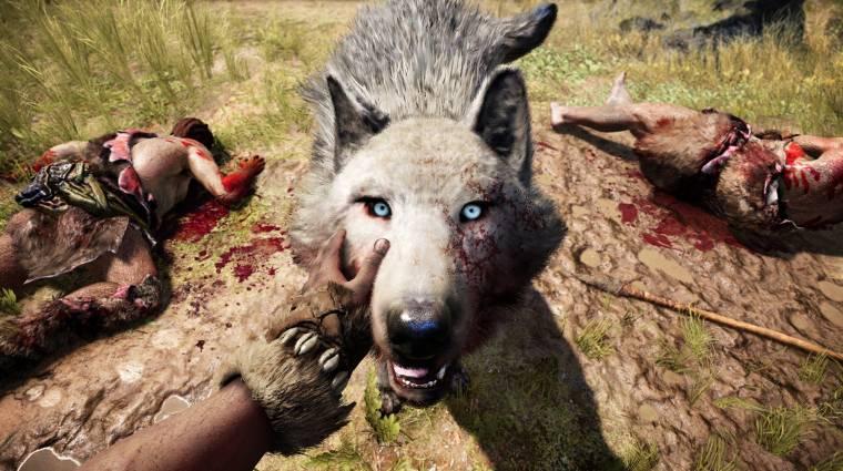 Far Cry Primal - méretes frissítéssel érkezett a túlélőmód bevezetőkép