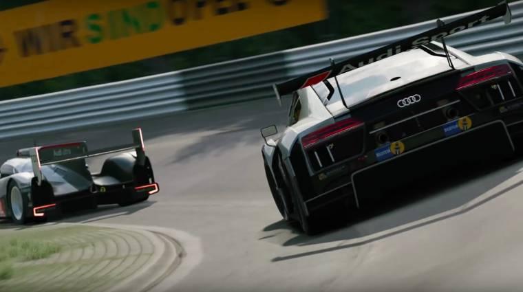 Gran Turismo Sport - ez még nem az igazi folytatás bevezetőkép