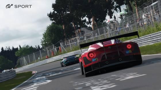 Gran Turismo Sport infódoboz