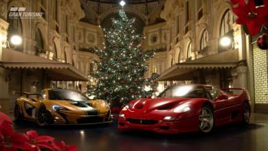 Gran Turismo Sport - karácsonyi látképeket is hozott a decemberi frissítés