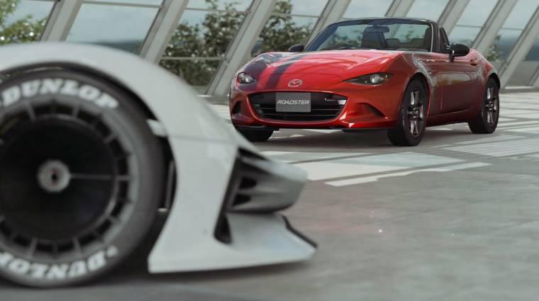 A Polyphony szeretné, ha 120 fps-sel futna a következő Gran Turismo bevezetőkép