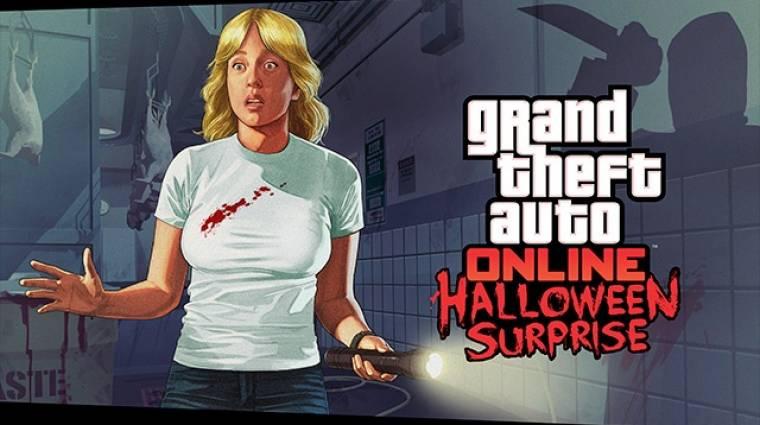 Grand Theft Auto Online - elkezdődött a Halloween bevezetőkép