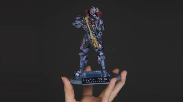 Halo 5: Guardians - kinyomtathatod az egyedi Spartanodat bevezetőkép