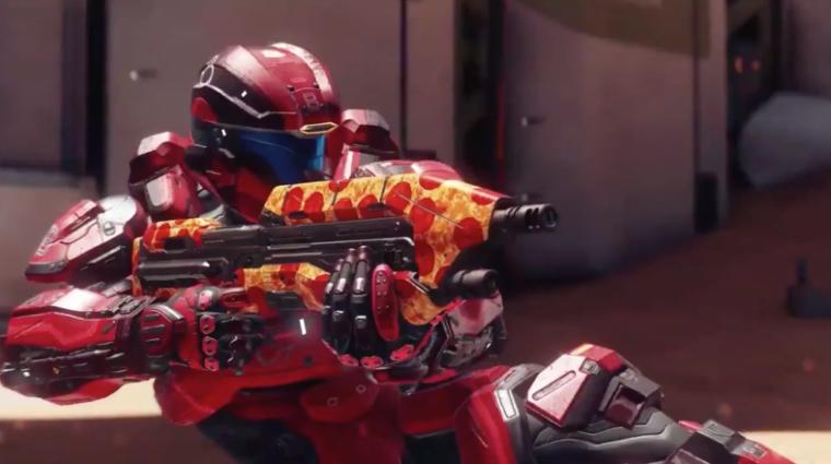 Annyira hálás a pizzákért a Halo fejlesztőcsapata, hogy vissza is ad bevezetőkép
